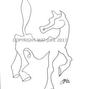 Prancing Pony - Digital Copy